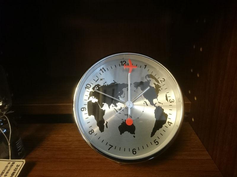 置き時計類展示3