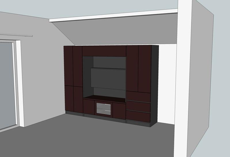 すえ木工のMG3シリーズ3D提案ー